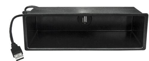 Radio armoire bac USB Prise Connecteur Extension Voiture Camion Bateau