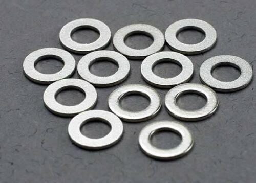 Slash Stampede Traxxas 2746 Metal Washers 3x6mm 12 Rustler Bandit