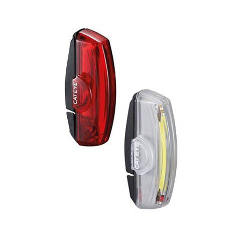 Cateye Rapid X Front & Rear Light  Set  ultra-low prices