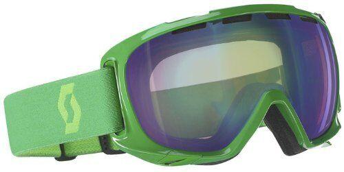 Scott US Fix Goggle GREEN LENS ILLUMINATOR 50 NWT.