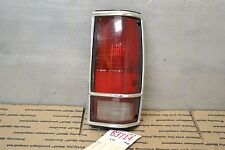 1982-1993 Chevrolet Chevy S10 S15 GMC Sonoma Right Pass OEM tail light 14 1A3