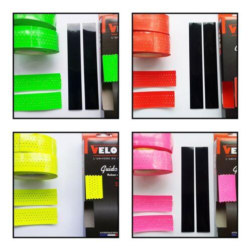 jaune Velox Lenkerband VELOX fluo neon-vert rose et rouge vélo de course