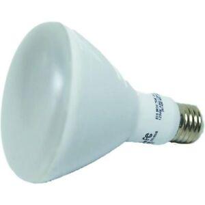 ecosmart 75w equivalent soft white br40 dimmable led light bulb 3. Black Bedroom Furniture Sets. Home Design Ideas