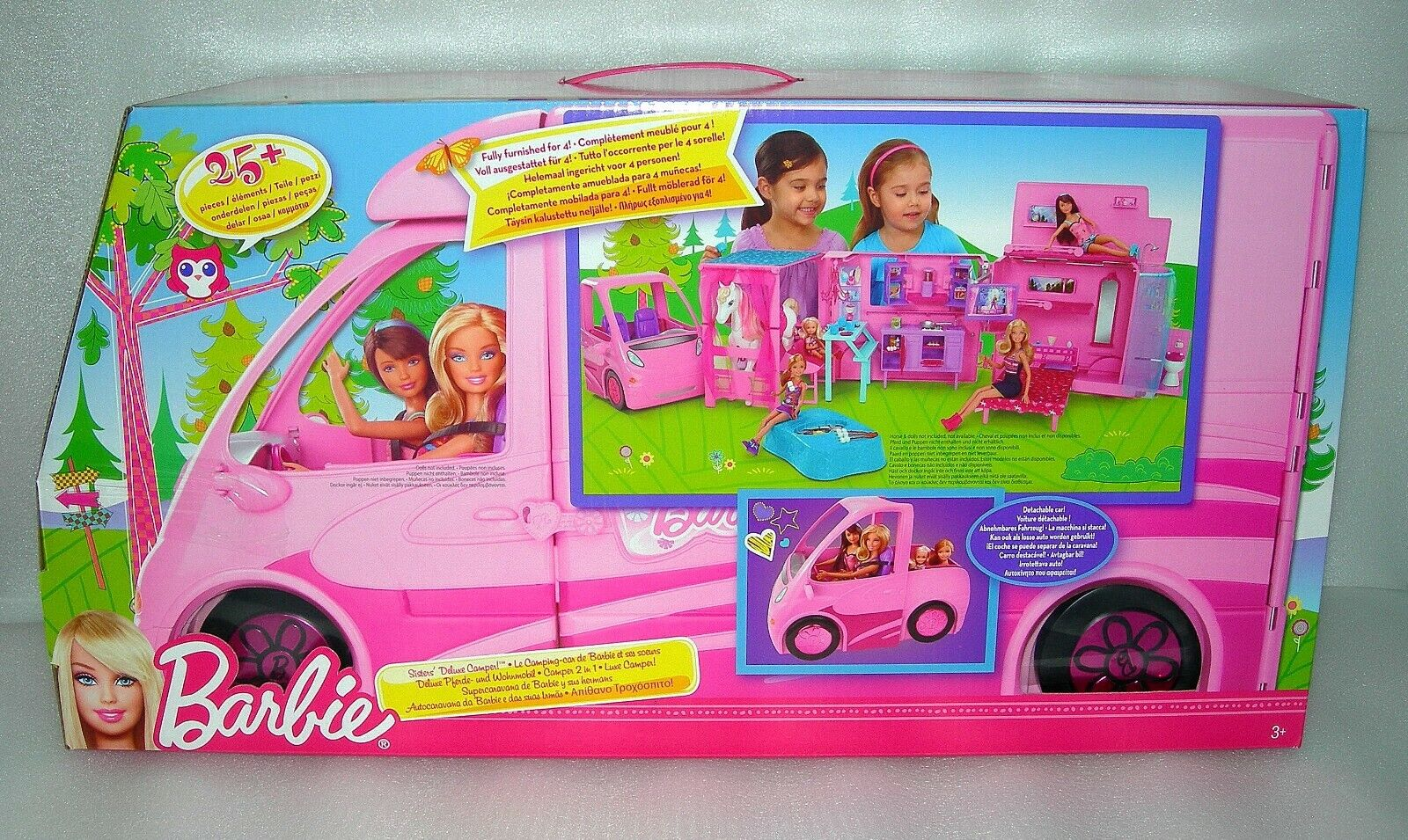 used barbie camper Shop Clothing & Shoes Online