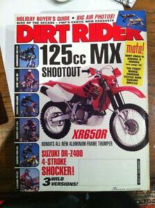 DIRT-RIDER-TODO-EL-ANO-1999