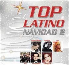 TOP LATINO NAVIDAD 2 -VAR (CD) CRUZ ESTEFAN GORME ENRIQUE SOLIS VARGAS ROSA