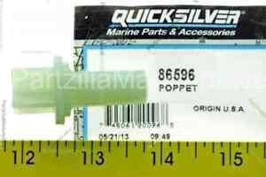 in Stock Mercury OEM Part 86596 POPPET