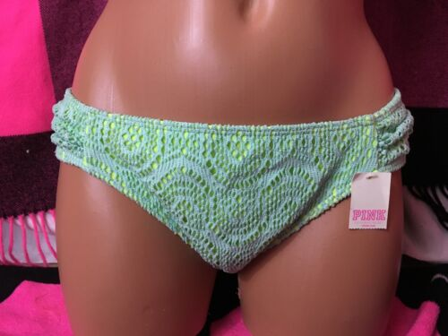 Victoria/'s Secret PINK Swim Bikini Bottom Small S NWT