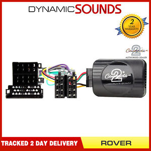 CTSRV006-2-Sony-Steering-Wheel-Stalk-Control-Adaptor-For-ROVER-25-45-75