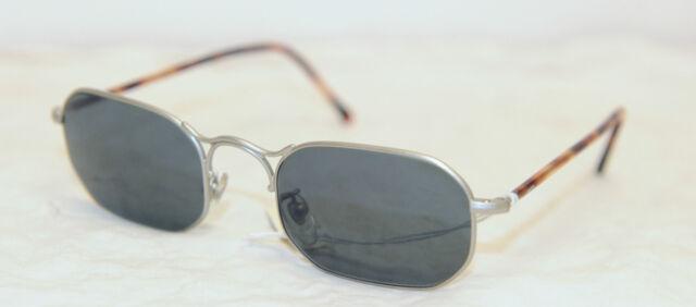 Sonnenbrille Historischer Lancetti 4558 in Metall Neu Preis Reduziert