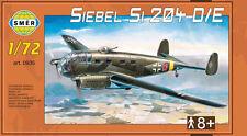 SIEBEL Si-204 D/E TRANSPORT AIRCRAFT (LUFTWAFFE MARKINGS) #935 1/72 SMER