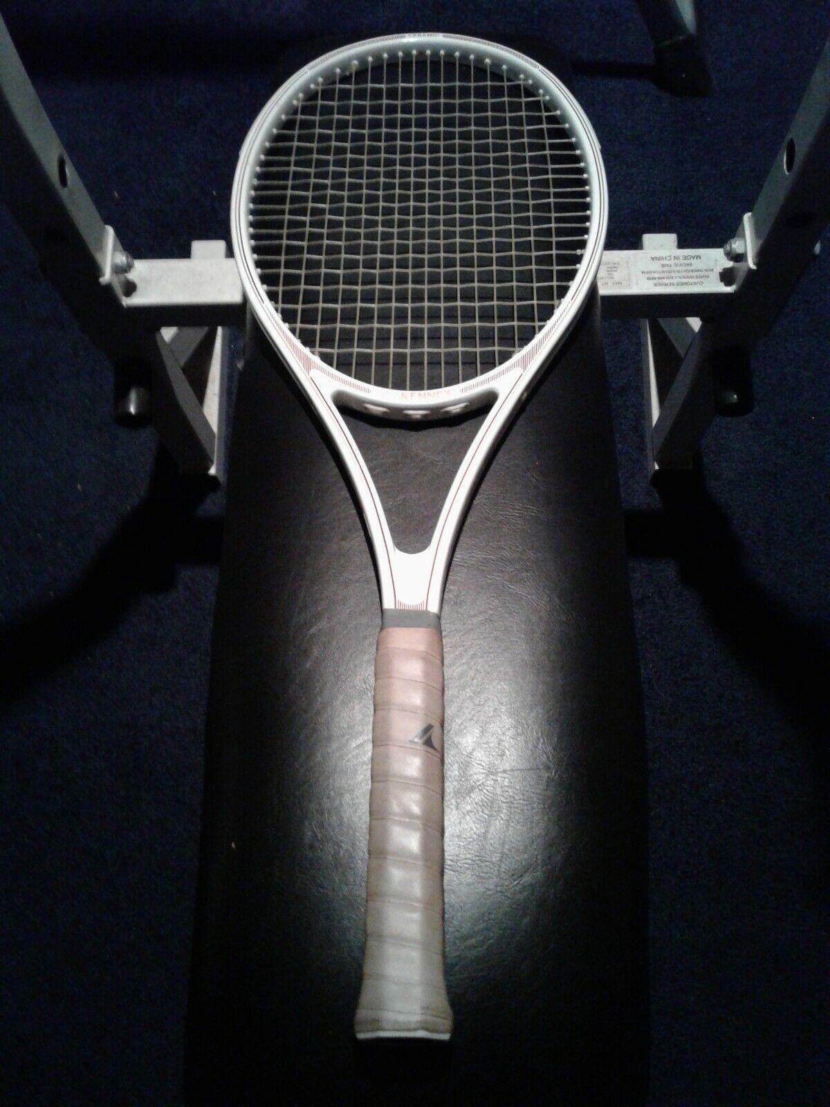 Vintage Pro Kennex Pro Comp Ceramic 90 Tennis Racket Racquet Grip  3