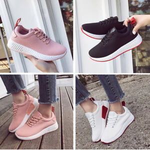 Details about 2019 Fashion New Women's Sneakers Sport Breathable Casual Running Outdoors Shoes