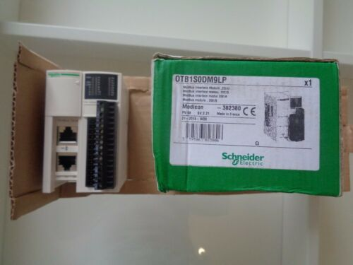 SCHNEIDER TELEMECANIQUE OTB1S0DM9LP ModBus INTERFACE MODULE