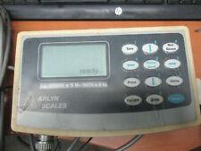 Arlyn Scales Indicator Industrial Drum Scale 20000 X 5 Lbs Capacityas Isparts