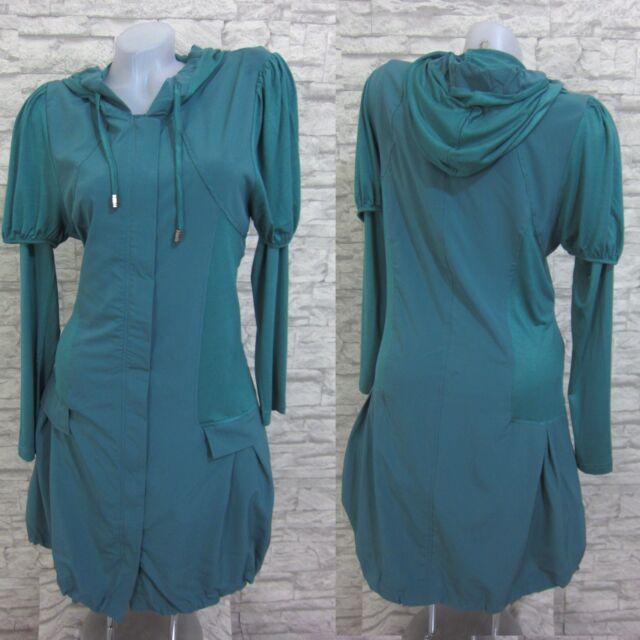 Lagenlook kleid grun