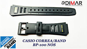Vintage Casio Original Bracelet/Band BP-100 NOS