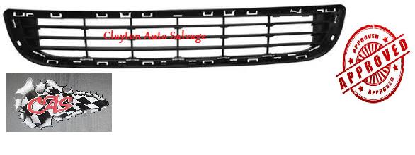 FORD Focus 2 II 08-10 Griglia Grill in mezzi PARAURTI GRILL NERO