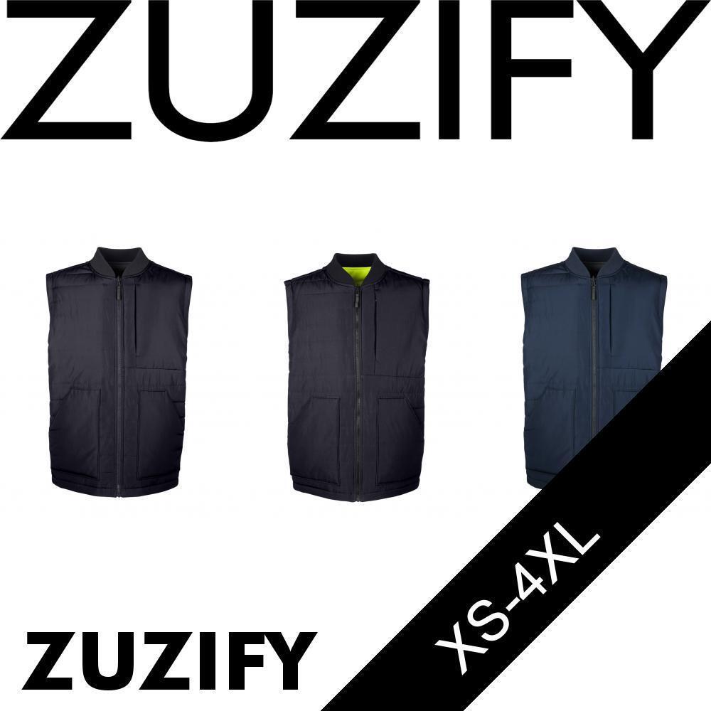 ZUZIFY Interactive Reversible Freezer Vest. NY0744