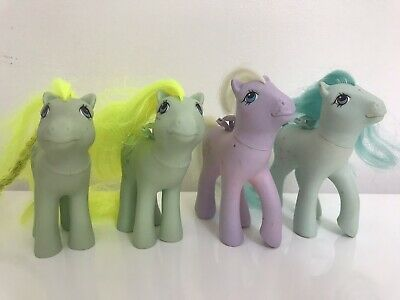 CoöPeratieve Mon Petit Poney My Little Pony G1 Flutter Pony - Lot Hoge Kwaliteit En Weinig Overheadkosten