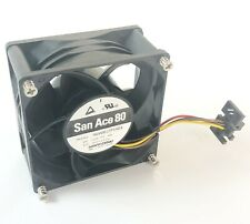 SANYO SANACE40 9GA0412P3M04 40MM//4CM SERVER FAN 12V 0.21A 2.52W