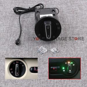 neu chrom auto lichtschalter sensor lichtsensormodul f r. Black Bedroom Furniture Sets. Home Design Ideas