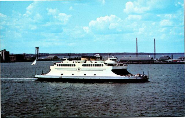 The Providence-Newport Ferry