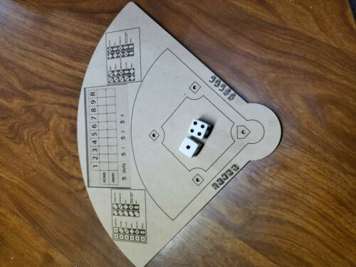 baseball dice game