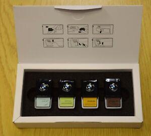 genuine bmw 5 7 x3 ambient air scent freshener fragrance. Black Bedroom Furniture Sets. Home Design Ideas