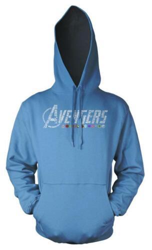 Merveilleux Avengers WORD CLOUD Logo symboles Kids Hoodie
