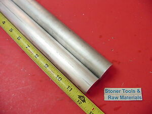 "25 pieces 1/"" ALUMINUM 6061 ROUND ROD 4/"" long Solid T6511 Lathe Bar Stock 1.00/"""