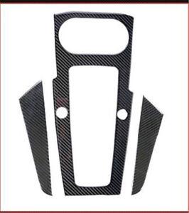 Carbon-Fiber-Gear-Shift-Knob-Sticker-Dash-Trim-Cover-pour-Audi-A3-S3-S-Line-A09