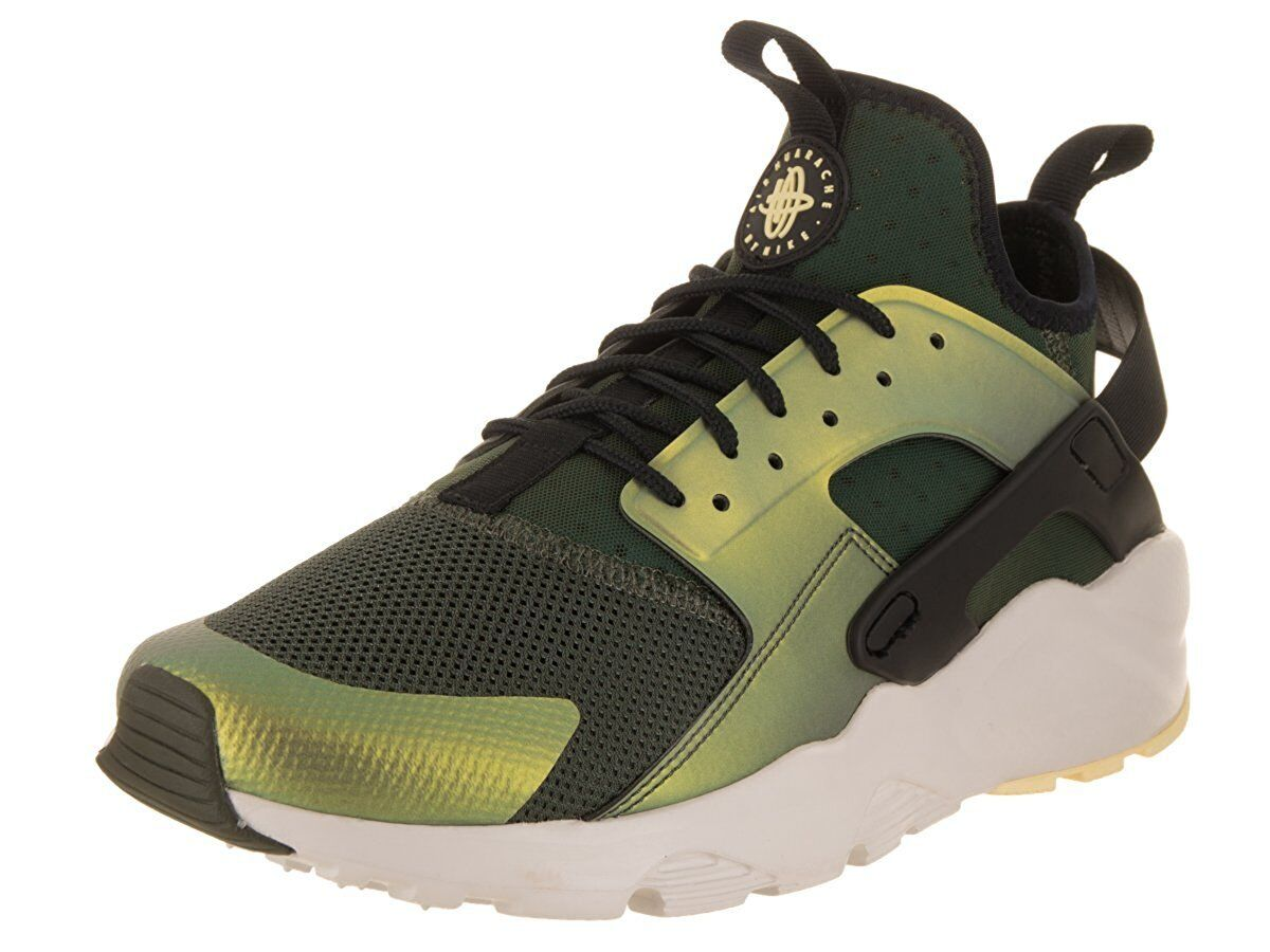 b21187da76 NIKE Air Huarache Run Ultra SE - Mens Size 8 SEQUOIA BLACK (875841 ...