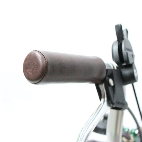 Leather  Fahrrad grip Handlebar Grip For Brompton