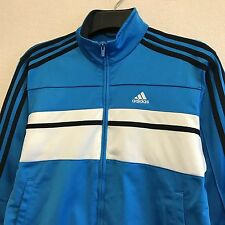 Adidas Tracksuit Top. Retro 80s Casuals 90s Indie Old School Track Jacket.