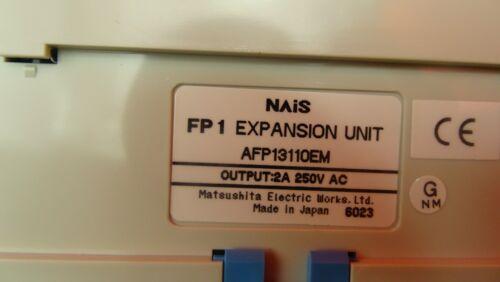 Matsushita Electric Works nais fp1-e16 afp13110em-afp1311oem Expansion Unit