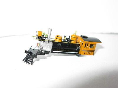Sistematico Märklin 88035 Chassis Locomotiva Mogul N. 136 Della D & Comecon Traccia Z-mostra Il Titolo Originale