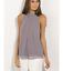 Fashion-Women-Summer-Vest-Top-Sleeveless-Chiffon-Blouse-Casual-Tank-Tops-T-Shirt thumbnail 7