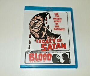 Legacy-of-Satan-Blood-blu-ray-Region-A-Code-Red-34-Double-Feature-New-amp-Sealed