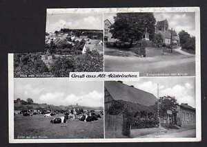 98838-AK-Stary-Kostrzynek-Altcuestrinchen-Alt-Cuestrinchen-Gasthaus-Staerke-Kirche