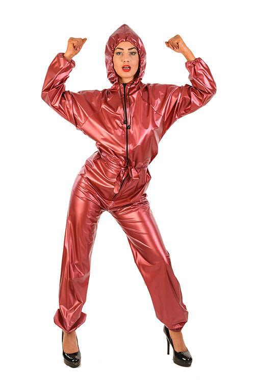Overall Regenanzug Suit 100% PVC kein Gummi Unisex
