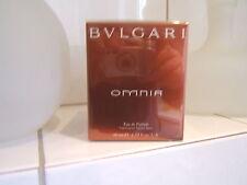 BULGARI BVLGARI OMNIA 40ml EDP Eau de Parfum Spray NEU / OVP
