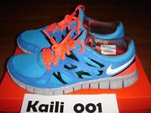 de918b25770 Nike Free Run+2 DB Size 12 DOERNBECHER 578363-446 Jordan Glow GID B ...