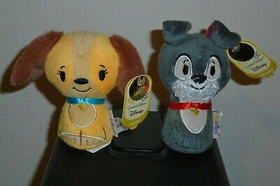 2014 Hallmark Itty Bittys Lady from the Lady and The Tramp Limited Edition