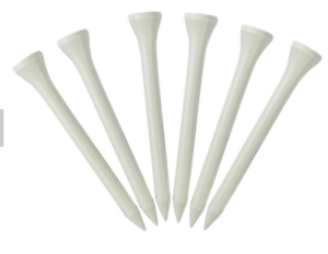 Golf-Tees-70mm-Wooden-100-Pack-White