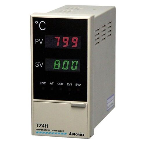 Autonics Temperature Controller TZ4H-24S W48xH96 PID Auto 2-Output SSR NIB
