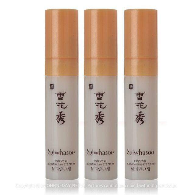 Sulwhasoo Essential Rejuvenating Eye Cream 3.5ml x 3pcs(10.5ml)