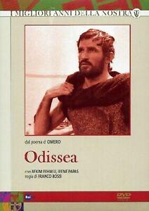 Odissea - I Migliori Anni della Nostra TV - Cofanetto 3 Dvd - Nuovo Sigillato