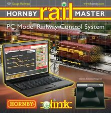 HORNBY R8312 DCC Digital eLink & RailMaster & 1 Amp Transformer Pack BRAND NEW!
