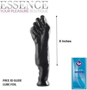 Sex toy black fist foto 261